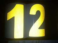 FLUORESCENT-NUMBERS-STYLE1